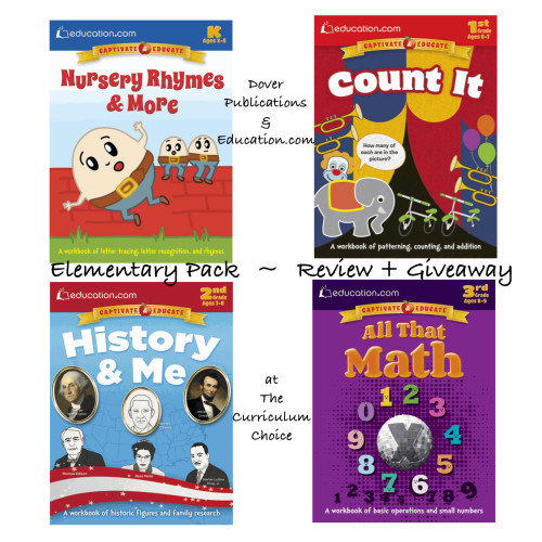 Elementary Pack - Dover Publications and Education.com