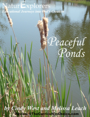 Peaceful Ponds Science & Nature Study {Review}