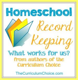 Homeschool Record Keeping