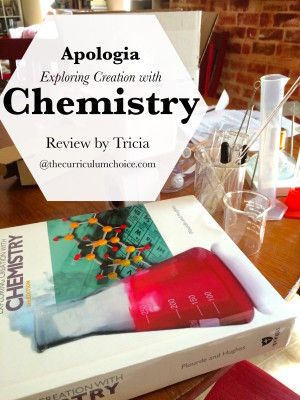 Apologia Exploring Creation with Chemistry Review at The Curriculum Choice