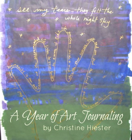 A Year of Art Journaling