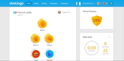 DuoLingo Review - It's a free website dedicated to helping you learn one of many foreign languages. Sign-up is free, use is free. Mobile compatible. I've found the programme quite addictive at times, crazy but true! It's really inspired me to get cracking on learning that second language.