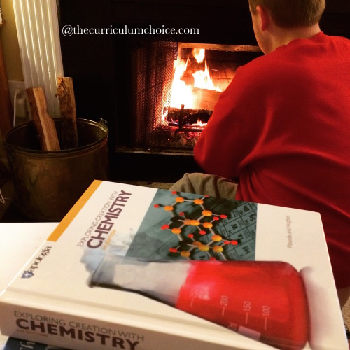 Apologia Chemistry Review at The Curriculum Choice