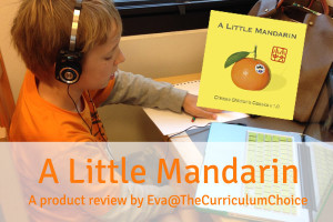 A Little Mandarin: A Product Review