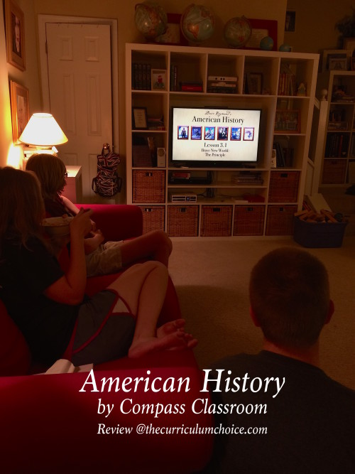American History by Compass Classroom - Review