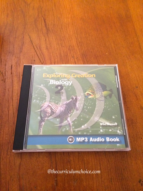 Apologia Biology MP3 Audio Book