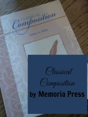 Review: Classical Composition by Memoria Press
