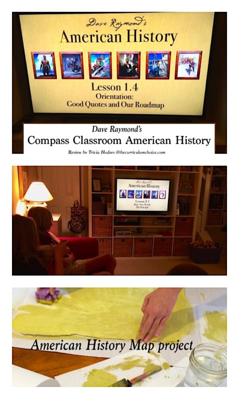 "I believe it says a great deal about a homeschool curriculum when we are doing night school on a Saturday night. In the summer. They ask, ""Are we doing American History tonight?"" That would be Compass Classroom American History. Dave Raymond's American History!"