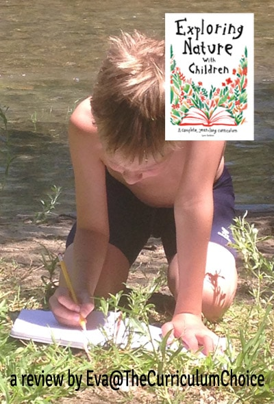 Exploring Nature with Children - a review by Eva@TheCurriculumChoice