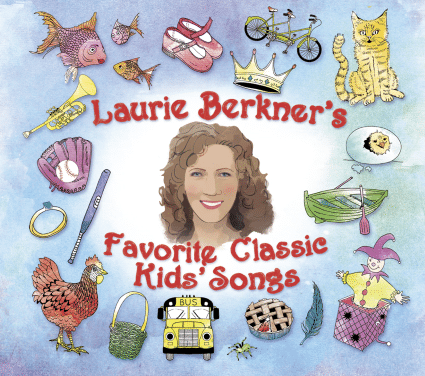 Laurie Berkner's Favorite Classic Kids' Songs Review at The Curriculum Choice