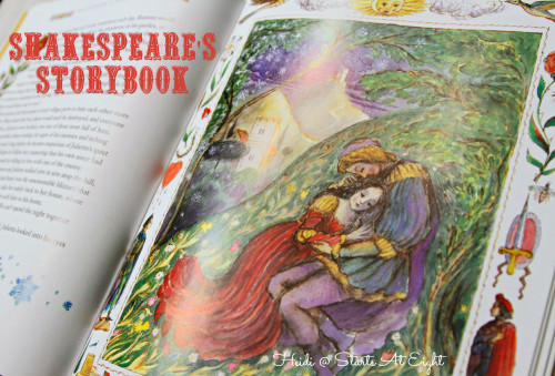 Shakespeare's Storybook Inside