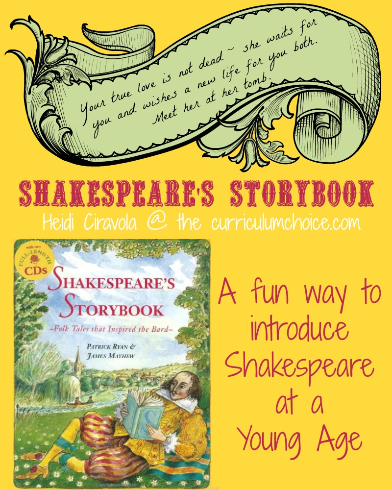 Shakespeare's Storybook Review