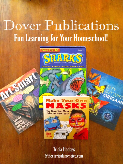 Dover Publications - Fun For Your Homeschool!