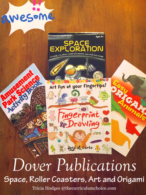 Dover Publications - Space, Art, Science and Origami