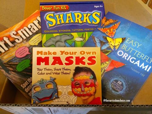 Dover Publications for Homeschool
