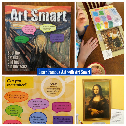 Learn Famous Art with Art Smart