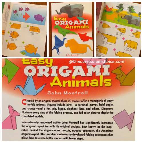Easy Origami Animals by Dover Publications
