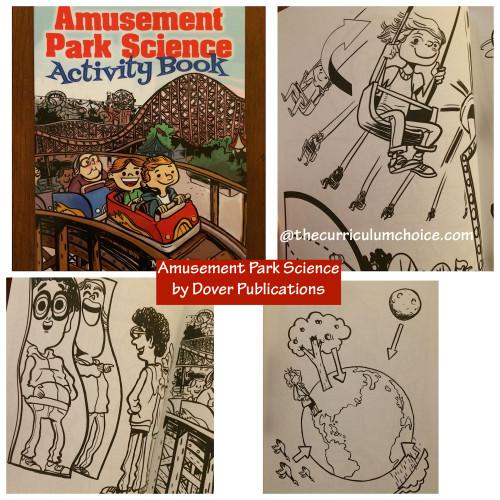 Amusement Park Science by Dover Publications