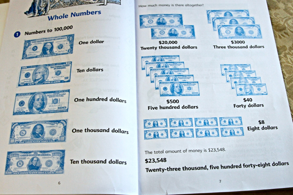 Singapore Primary Math Textbook