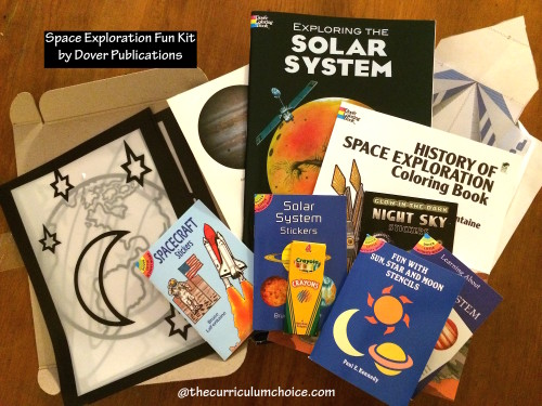 Space Exploration Fun Kit by Dover Publications