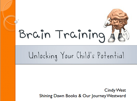 Brain Training activities are fun and VERY effective for increasing dognitive skills!