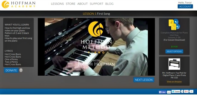 hoffman academy screenshot