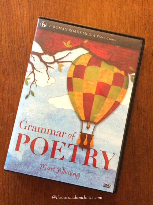 Grammar of Poetry DVD