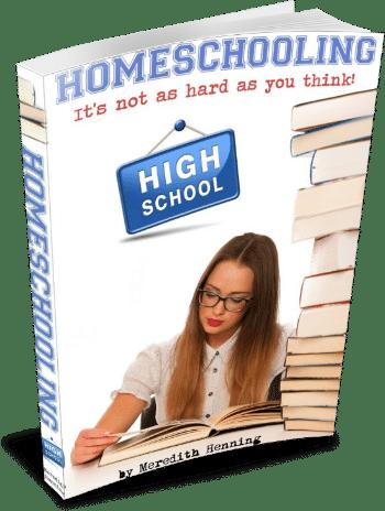 Homeschooling High School Cover