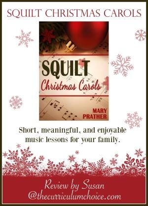 SQUILT Christmas Carols - The Curriculum Choice
