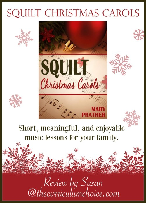 SQUILT Christmas Carols - The Curriculum Choice