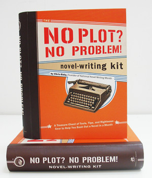 National Novel Writing Month – No Plot? No Problem! – My Review