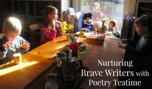 Nurturing Brave Writers
