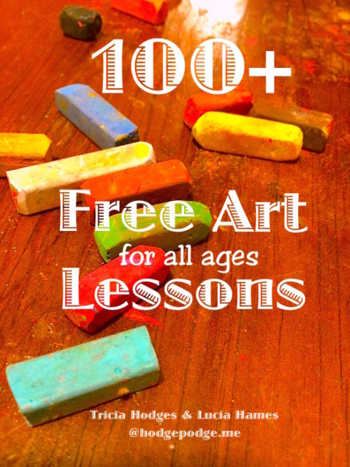 100-FREE-Chalk-Art-Lessons-You-ARE-an-Artist-547x730