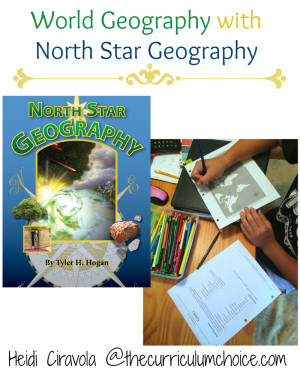 World Geography with North Star Geography from Heidi Ciravola @Curriculumchoice.com