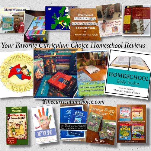 Your Favorite Curriculum Choice Homeschool Reviews