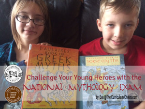 Challenge Your Young Heroes with the National Mythology Exam