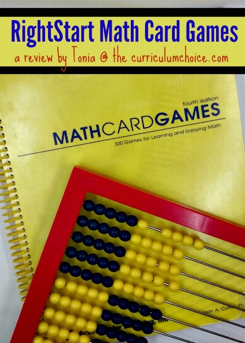 rightstart math card games