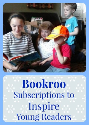Bookroo Subscriptions to Inspire Young Readers