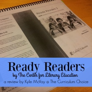 Ready Readers by the Center for Literacy Education