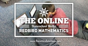 The Online Homeschool Maths for Critical Thinking, Redbird Mathematics