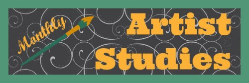 Artist-Studies Using Living Literature and Projects