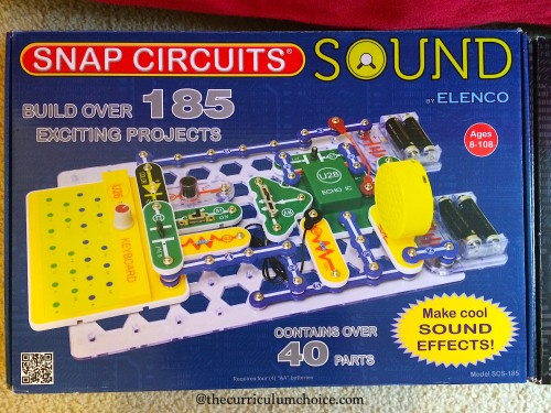 Snap Circuits Sound Experiment Kit