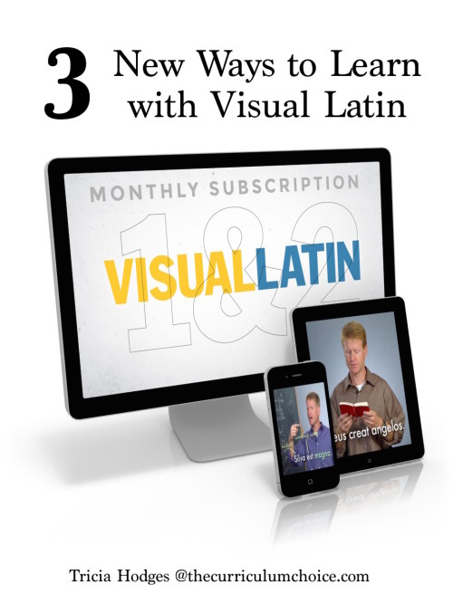 New Ways to Learn with Visual Latin by Compass Classroom