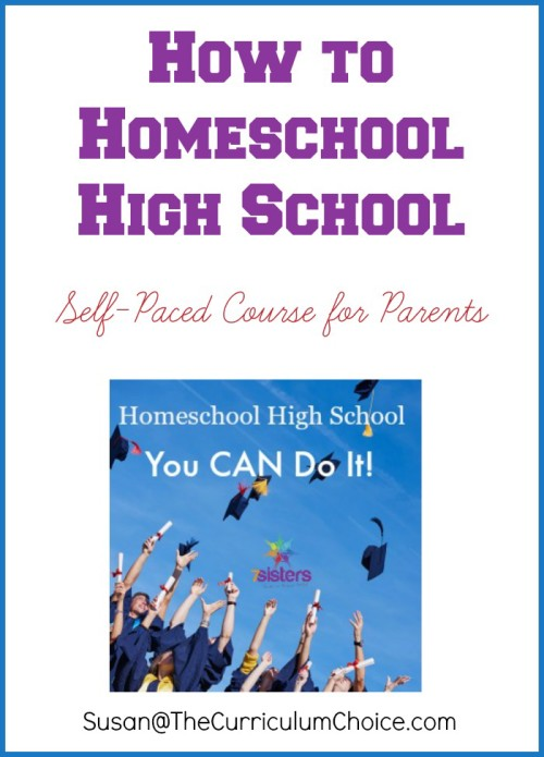 How to Homeschool High School Self-Paced Course Review