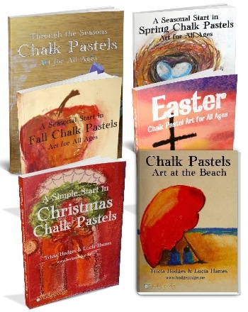 Chalk Pastel Art for All Ages