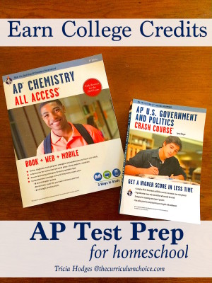 Earn College Credits with AP Test Prep