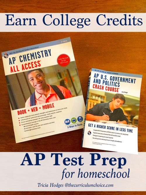 Earn Credits for College with AP Test Prep
