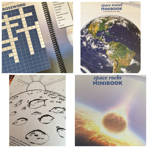 Astronomy Notebooking Journal