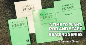 A Time to Plant Rod and Staff Reading Series FB