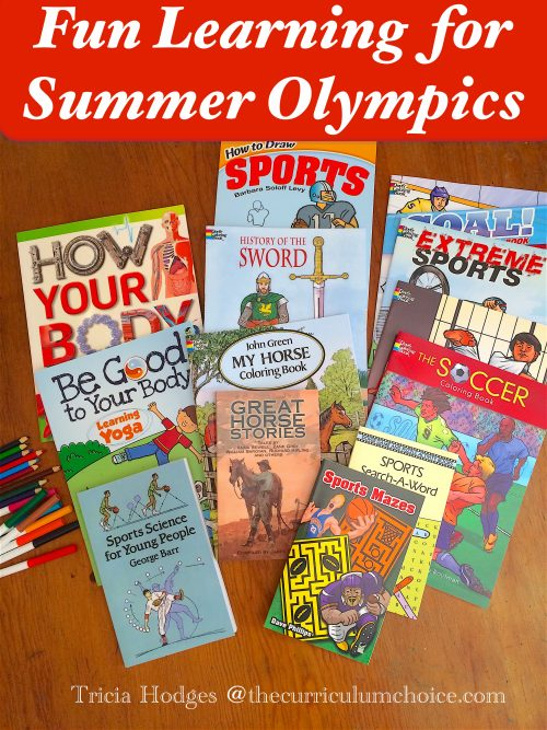 Fun Resources for the Summer Olympics